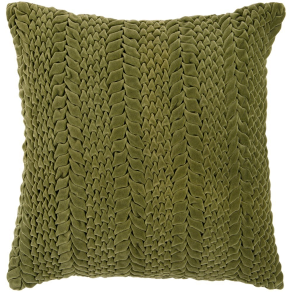 Velvet Luxe Pillow by Surya at SuperStore