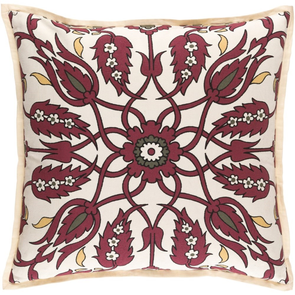 Vincent Pillow by Surya at Del Sol Furniture