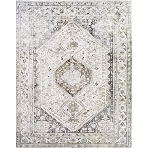 "Vinilo 6'6"" x 8'2"" Rug by Surya at Story & Lee Furniture"