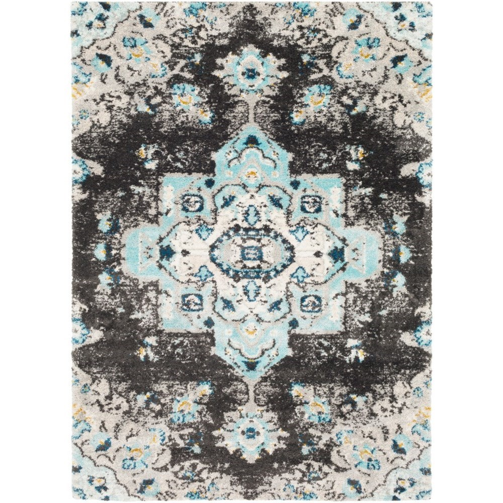 "Vintage Shag 5' 3"" x 7' 3"" Rug by Surya at SuperStore"