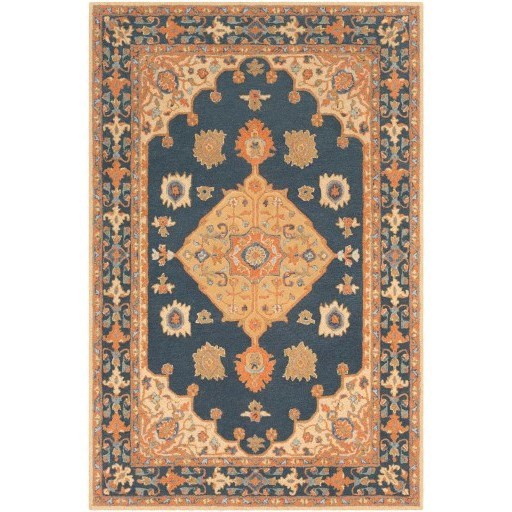 "Viva 5' x 7'6"" Rug by Surya at Prime Brothers Furniture"