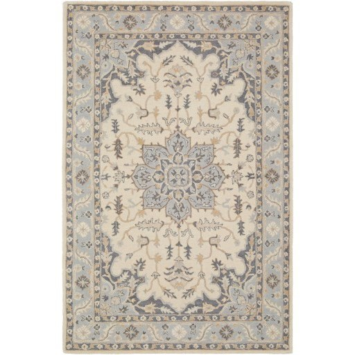 """Viva 5' x 7'6"""" Rug by 9596 at Becker Furniture"""