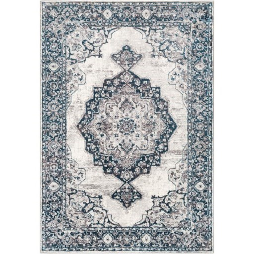 "Wanderlust 6'7"" x 9' Rug by Surya at SuperStore"