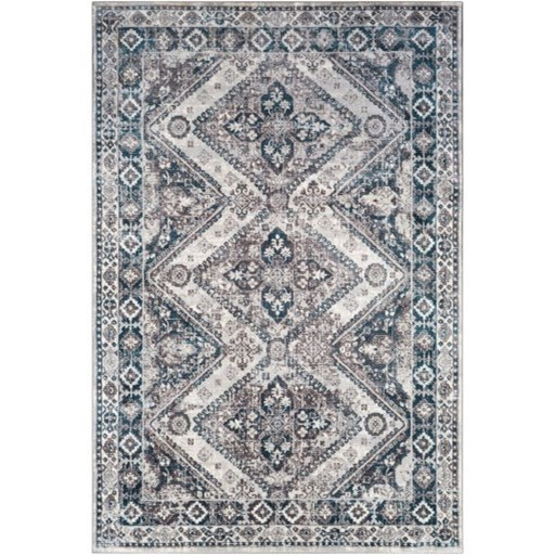 "Wanderlust 6'7"" x 9' Rug by Surya at Suburban Furniture"