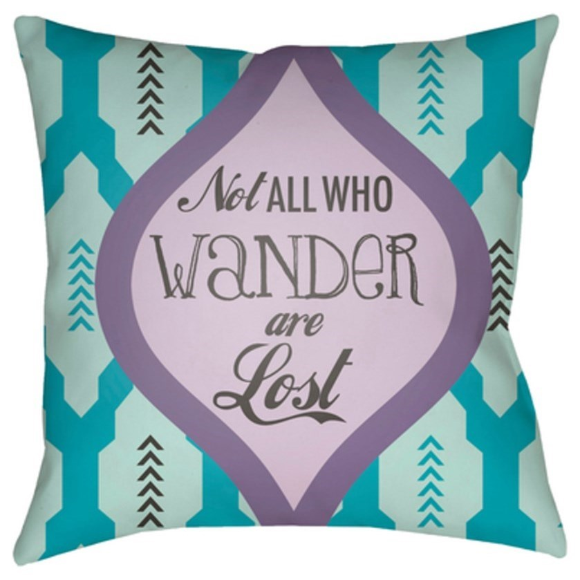 Warhol Pillow by Surya at Belfort Furniture