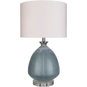 15.5 x 15.5 x 27.5 Table Lamp