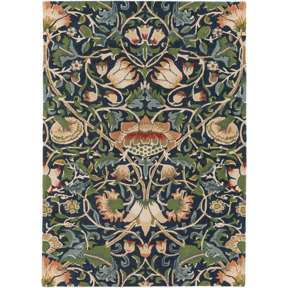 William Morris 5' x 8' Rug by 9596 at Becker Furniture