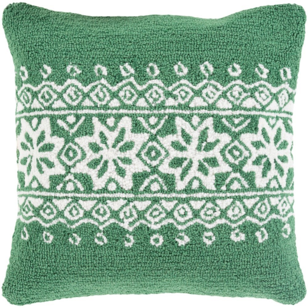 Winter Pillow by Surya at Del Sol Furniture