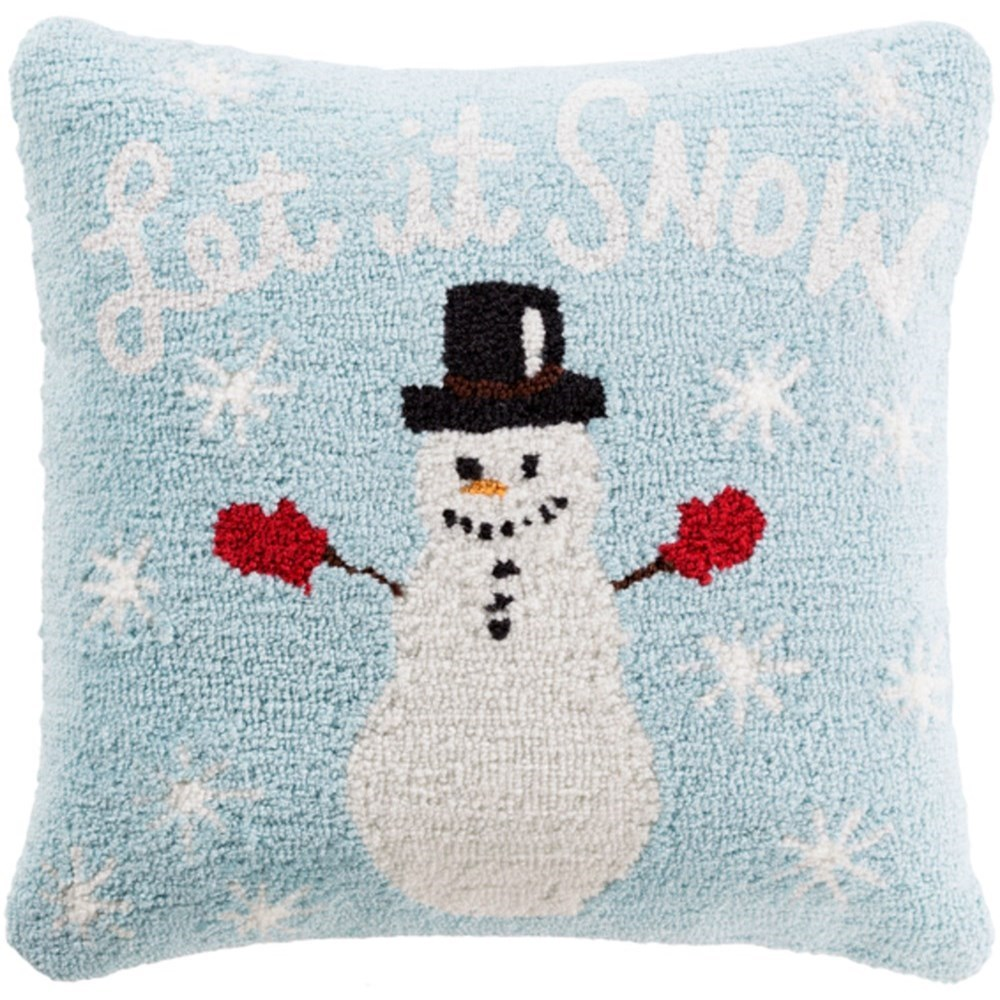 Winter Pillow by Ruby-Gordon Accents at Ruby Gordon Home