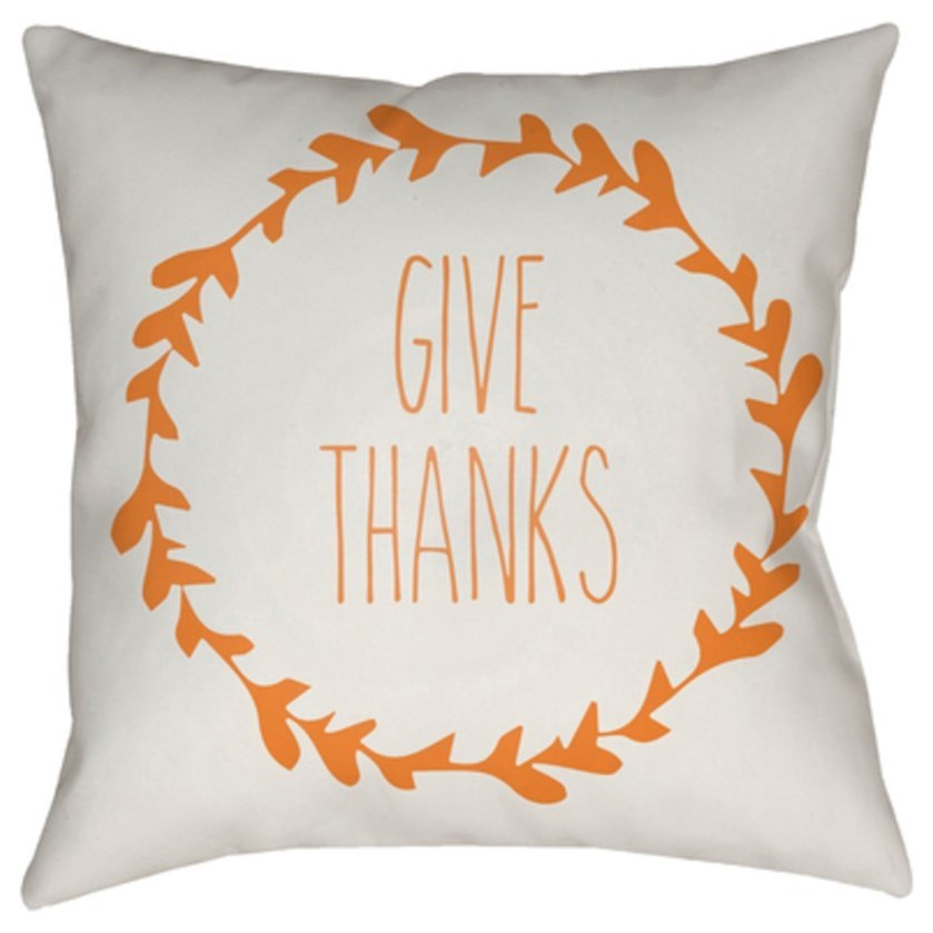 Wreath Pillow by Ruby-Gordon Accents at Ruby Gordon Home