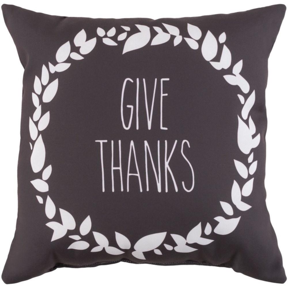 Wreath Pillow by 9596 at Becker Furniture