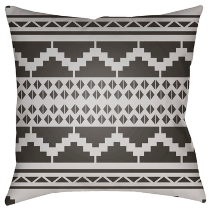 Yindi Pillow by Surya at Upper Room Home Furnishings
