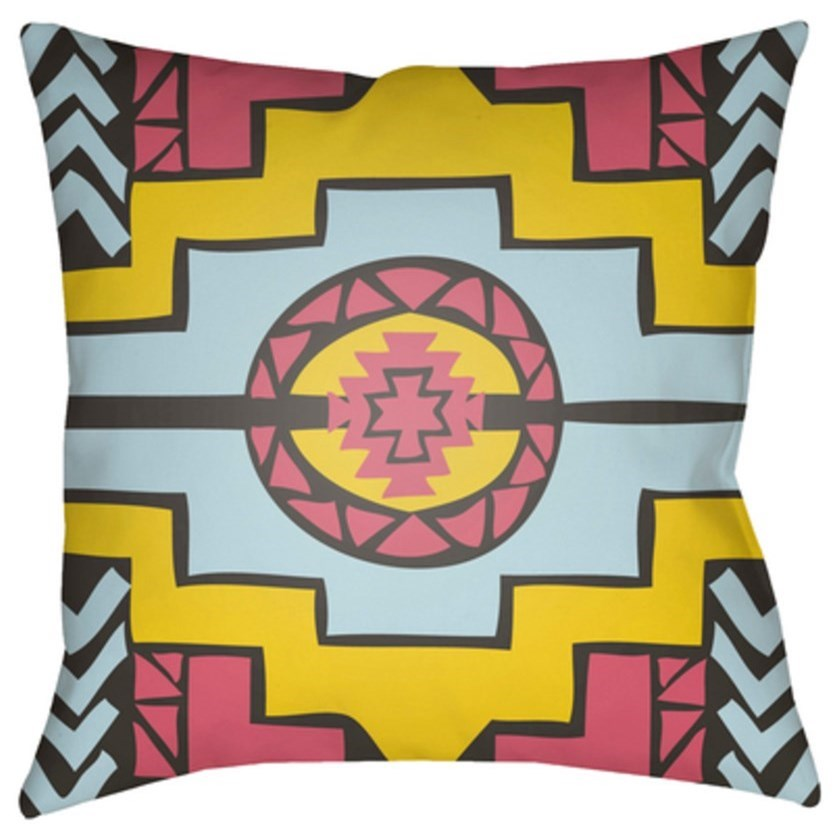 Yindi Pillow by Surya at Lagniappe Home Store