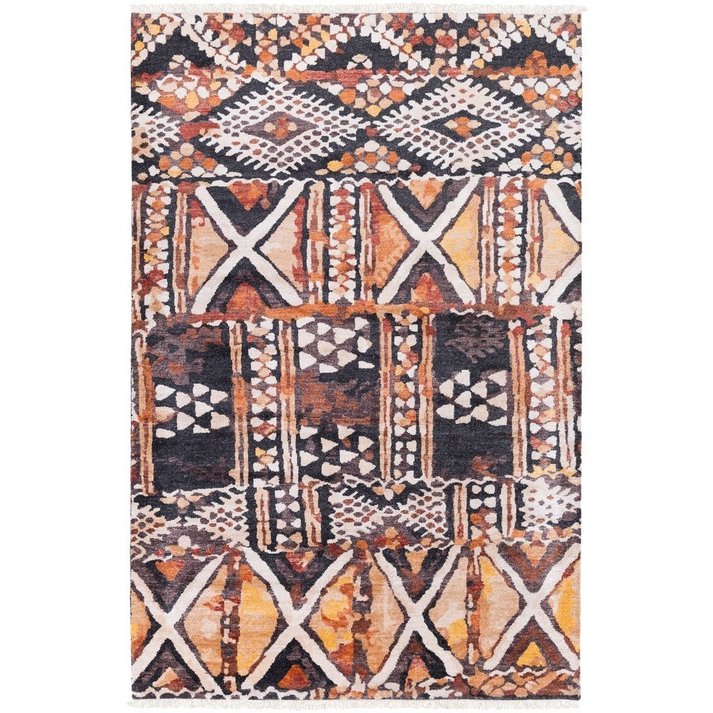 Zambia 4' x 6' Rug by Surya at Belfort Furniture