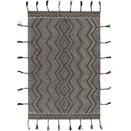 "Zanafi Tassels ZTS-2308 8'10"" x 12' Rug by Surya at SuperStore"