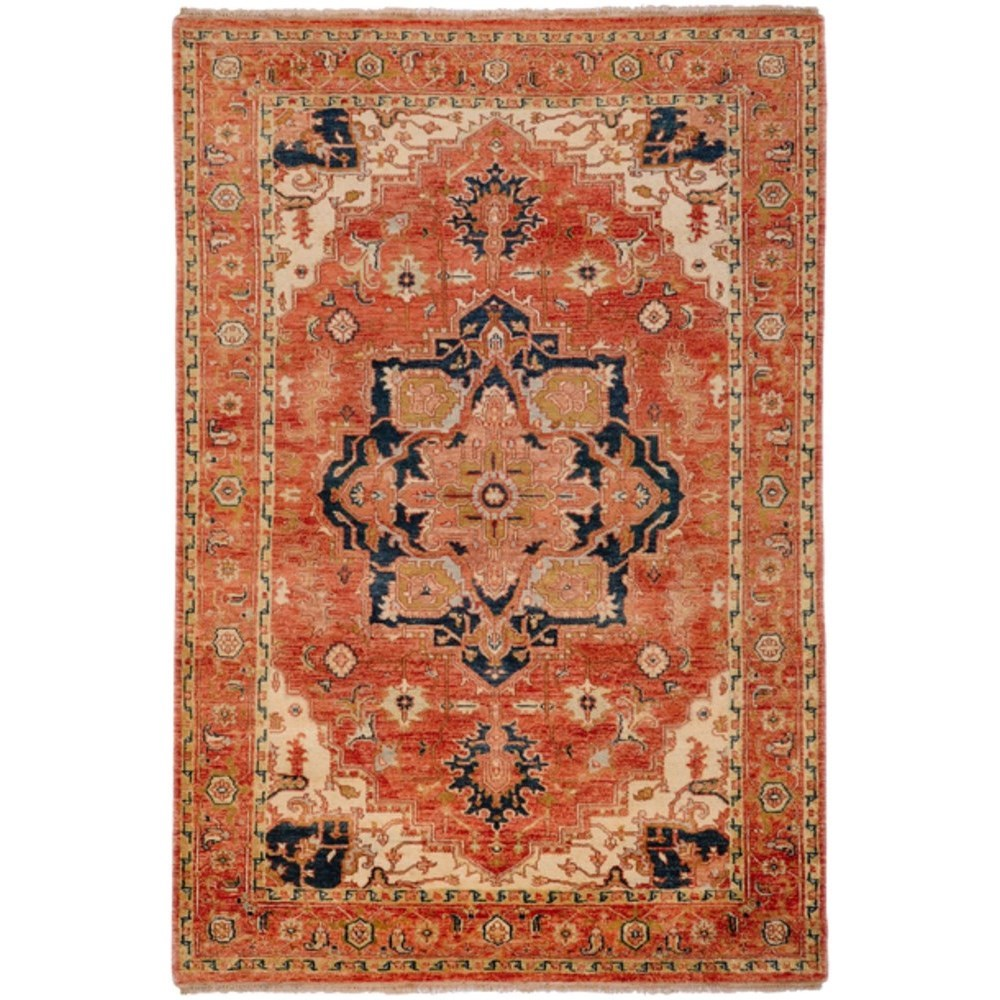 """Zeus 7'9"""" x 9'9"""" Rug by Surya at Dream Home Interiors"""