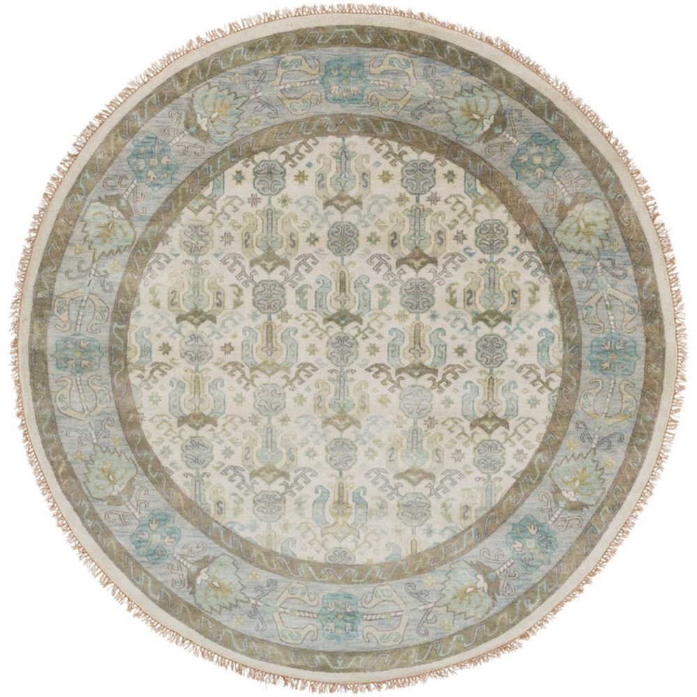 Zeus 8' Round Rug by Ruby-Gordon Accents at Ruby Gordon Home