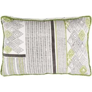 13 x 19 x 4 Polyester Throw Pillow