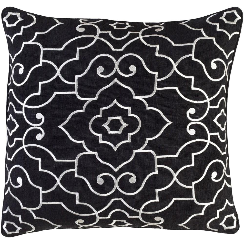 Adagio 22 x 22 x 5 Down Throw Pillow by Surya at Fashion Furniture