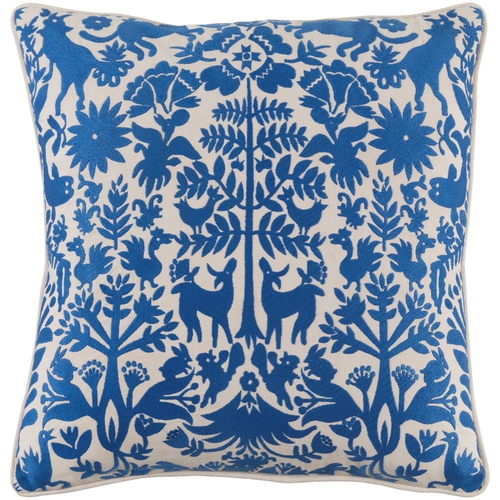 Aiea 18 x 18 x 4 Polyester Pillow Kit by Surya at Fashion Furniture