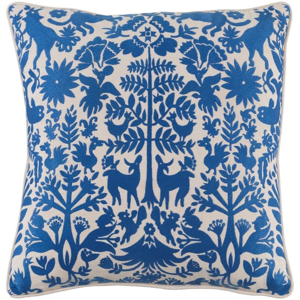 Aiea 20 x 20 x 4 Polyester Pillow Kit by 9596 at Becker Furniture