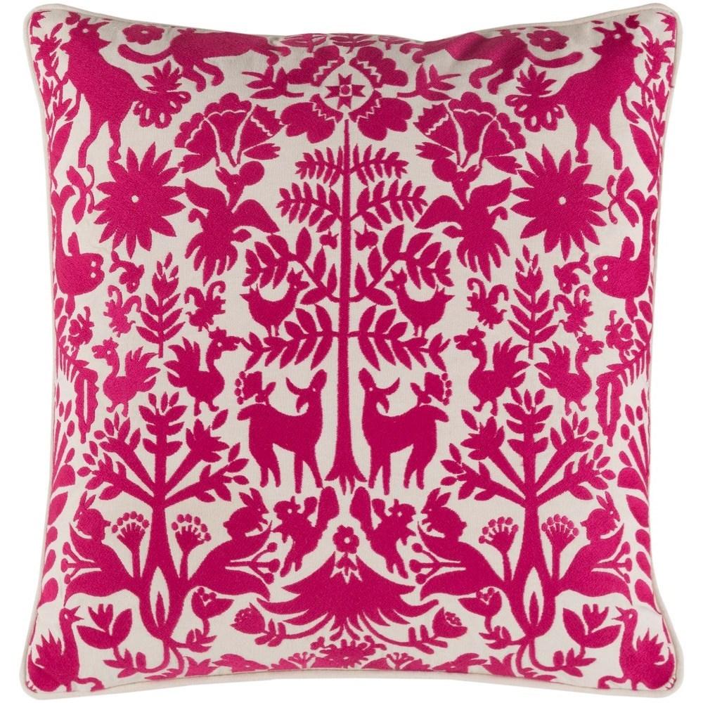 Aiea 18 x 18 x 4 Down Pillow Kit by 9596 at Becker Furniture
