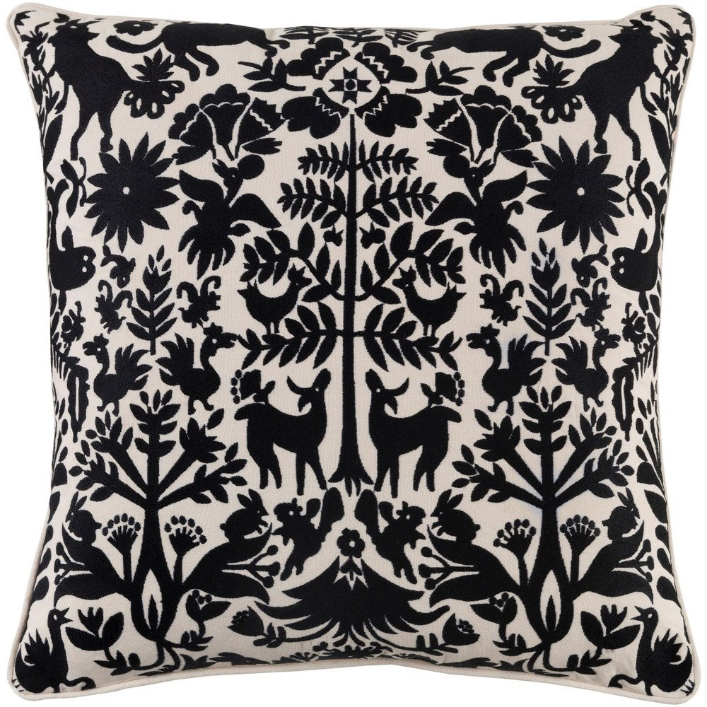 Aiea 18 x 18 x 4 Down Pillow Kit by Ruby-Gordon Accents at Ruby Gordon Home