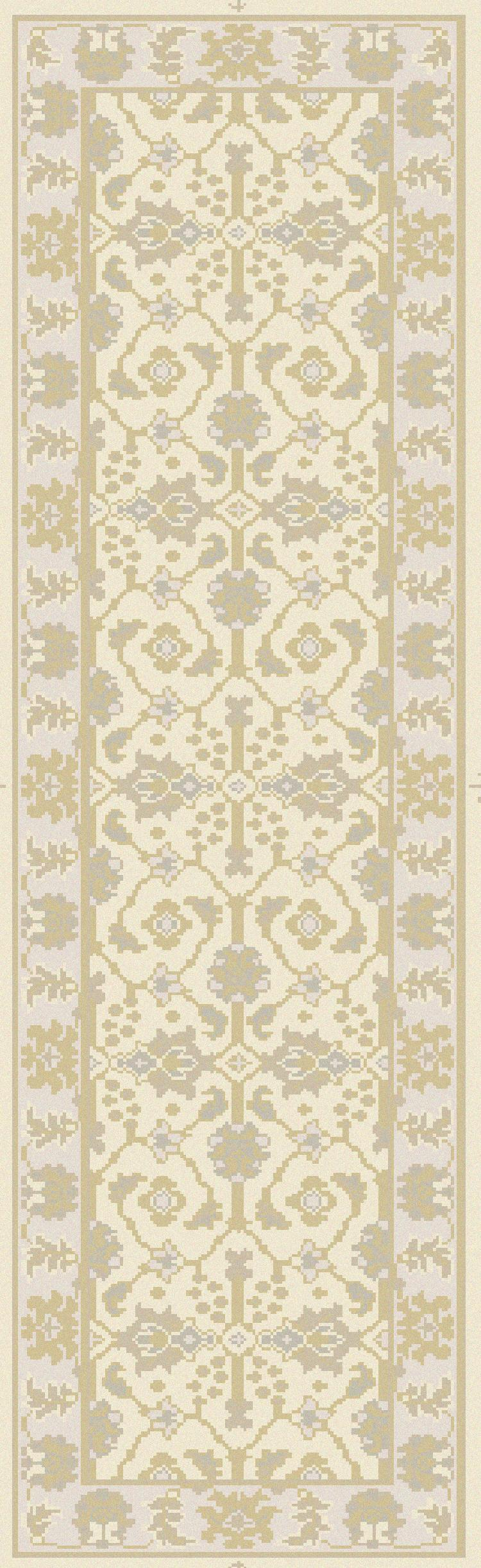 """Ainsley 2'6"""" x 8' by 9596 at Becker Furniture"""