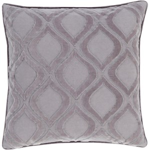 18 x 18 x 4 Down Throw Pillow