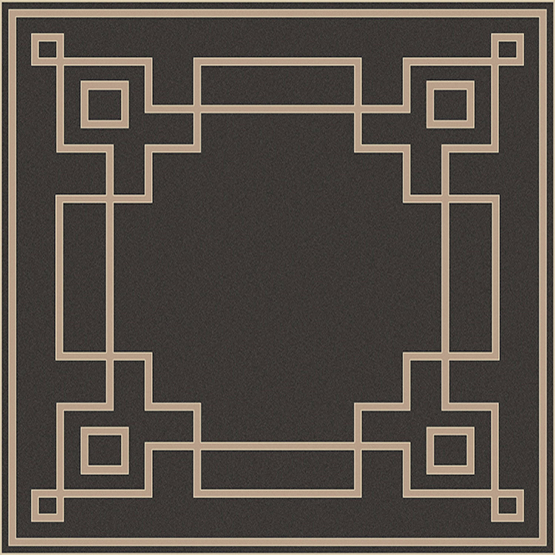 "Alfresco 7'3"" Square by Surya at Suburban Furniture"