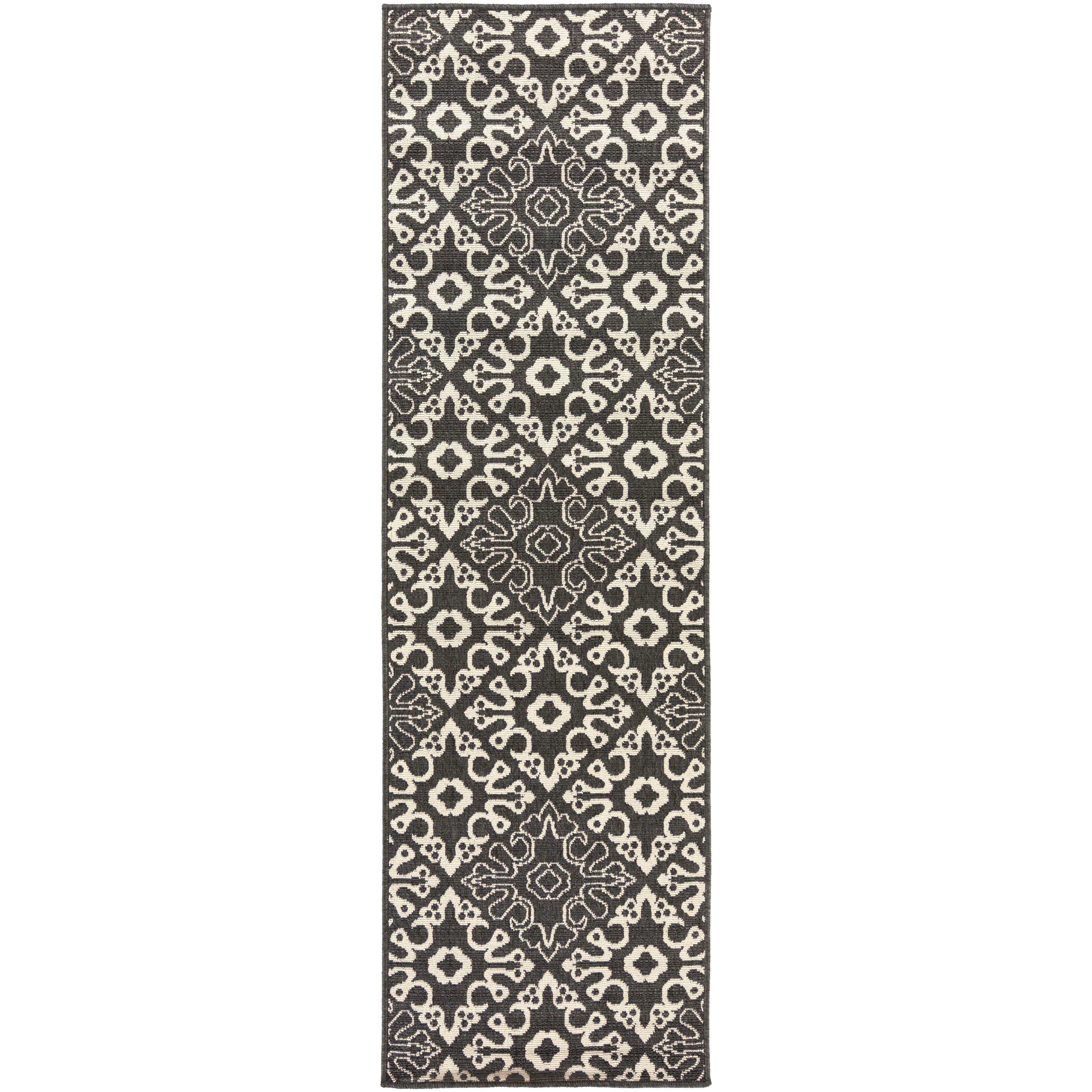 """Alfresco 2'3"""" x 7'9"""" by Surya at Fashion Furniture"""