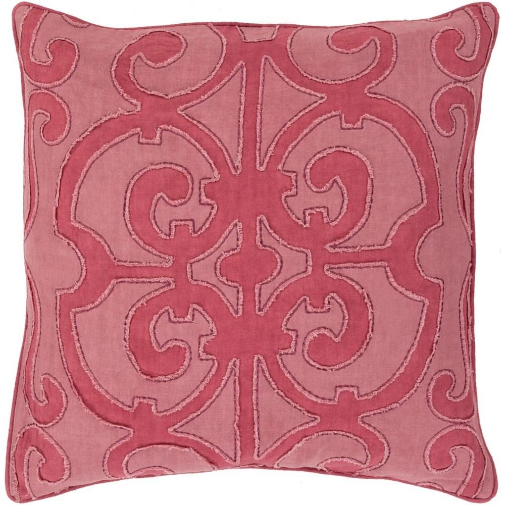 Amelia 22 x 22 x 5 Down Throw Pillow by Ruby-Gordon Accents at Ruby Gordon Home
