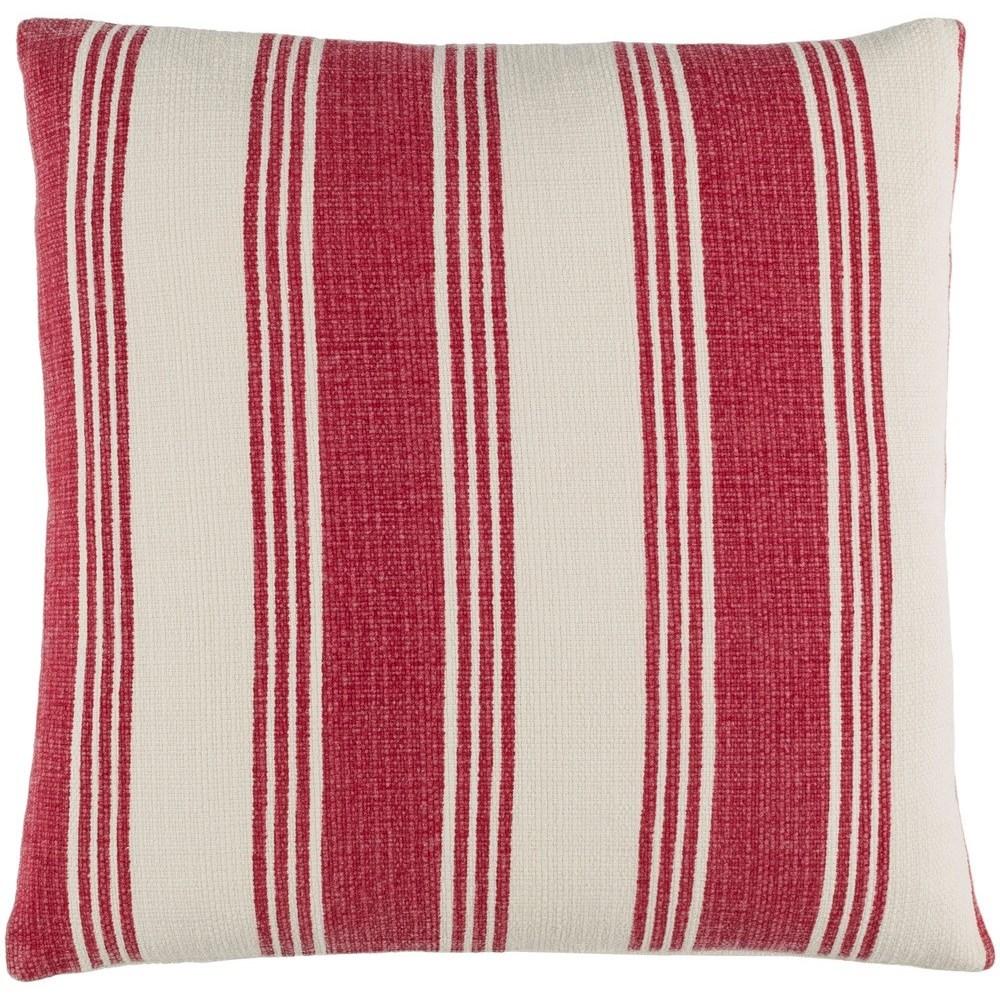 Anchor Bay 18 x 18 x 4 Down Throw Pillow by Ruby-Gordon Accents at Ruby Gordon Home