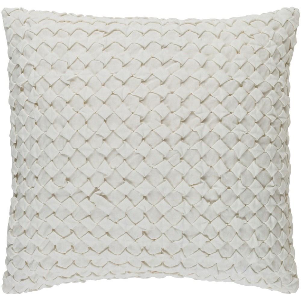 Ashlar 22 x 22 x 5 Down Throw Pillow by Ruby-Gordon Accents at Ruby Gordon Home