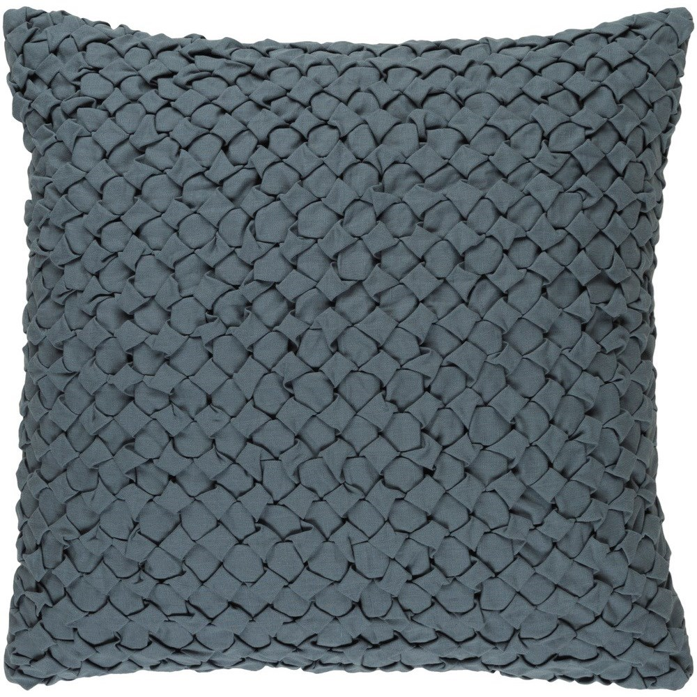 Ashlar 22 x 22 x 5 Polyester Throw Pillow by 9596 at Becker Furniture
