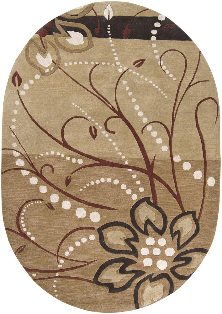 Athena 6' x 9' Oval by Surya at Wayside Furniture