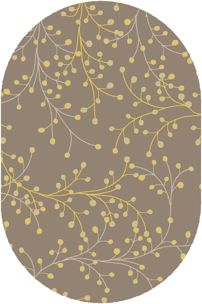 Athena 8' x 10' Oval by Surya at Suburban Furniture