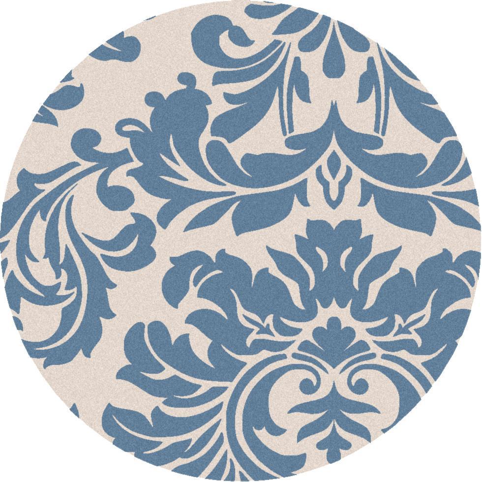 Athena 4' Round by Surya at Wayside Furniture