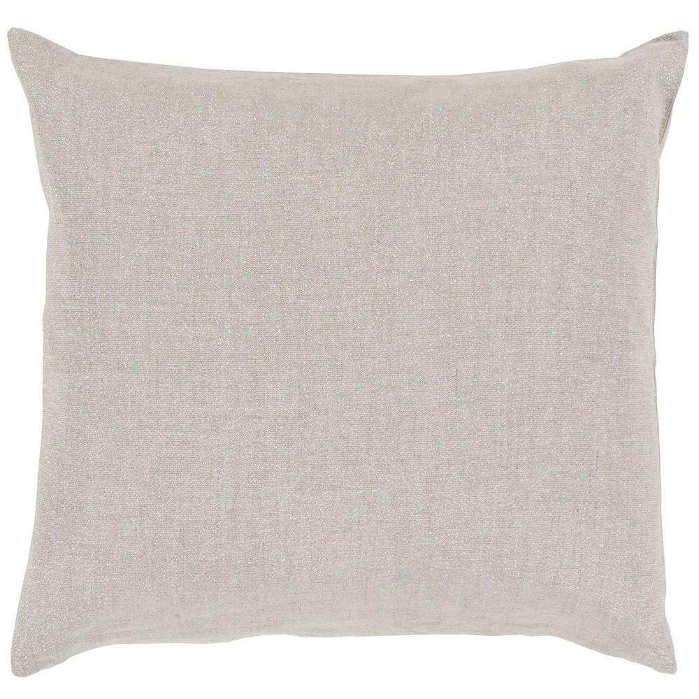 Audrey 18 x 18 x 4 Down Throw Pillow by 9596 at Becker Furniture
