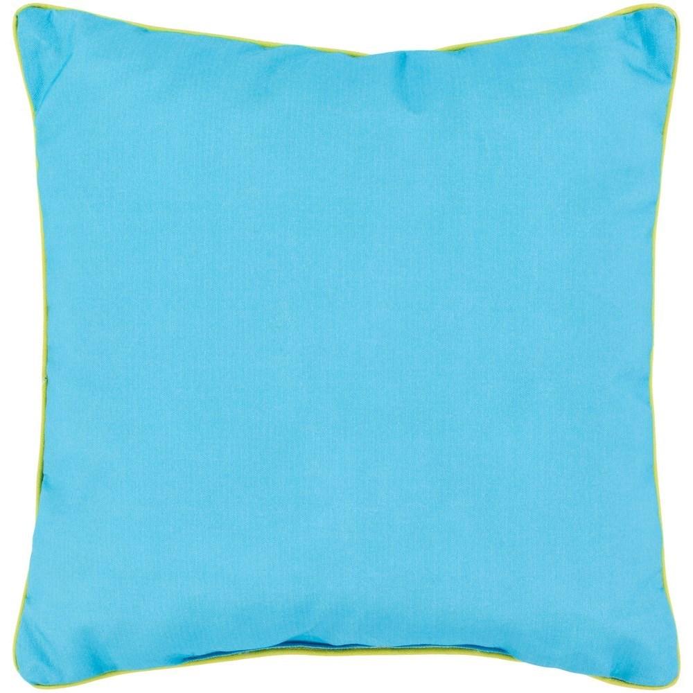 Bahari 16 x 16 x 4 Polyester Throw Pillow by Ruby-Gordon Accents at Ruby Gordon Home