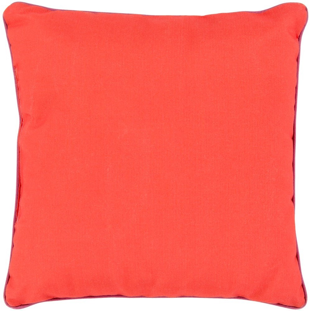 Bahari 20 x 20 x 4 Polyester Throw Pillow by Ruby-Gordon Accents at Ruby Gordon Home