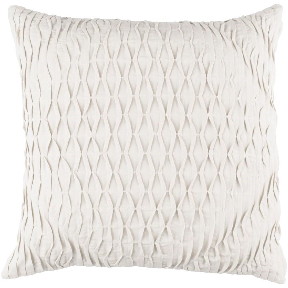 Baker 22 x 22 x 5 Down Throw Pillow by 9596 at Becker Furniture