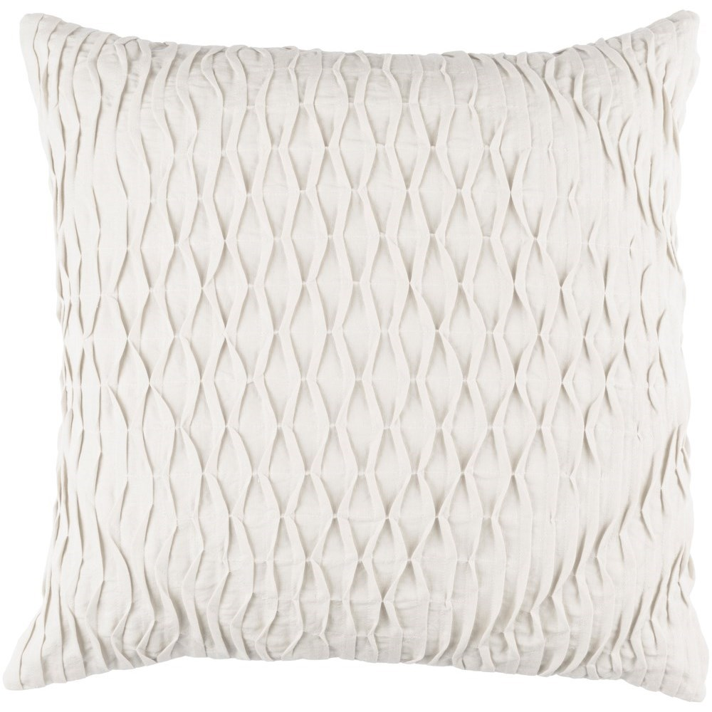 Baker 22 x 22 x 5 Polyester Throw Pillow by Surya at SuperStore