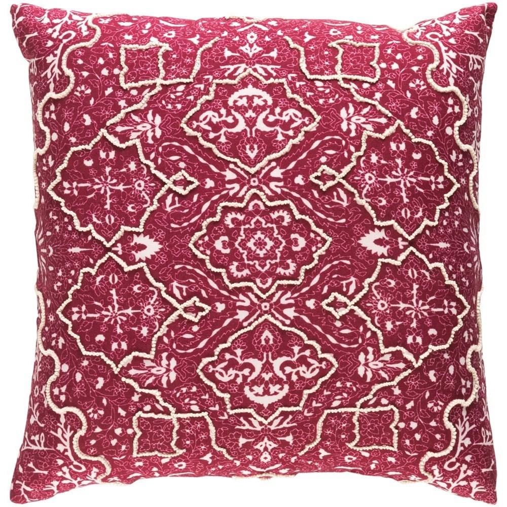 Batik 18 x 18 x 4 Down Pillow Kit by Ruby-Gordon Accents at Ruby Gordon Home