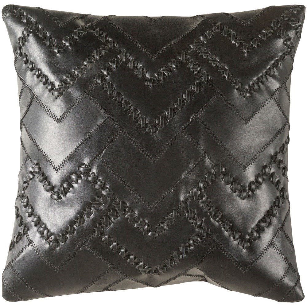 Bedford 18 x 18 x 4 Polyester Throw Pillow by Ruby-Gordon Accents at Ruby Gordon Home