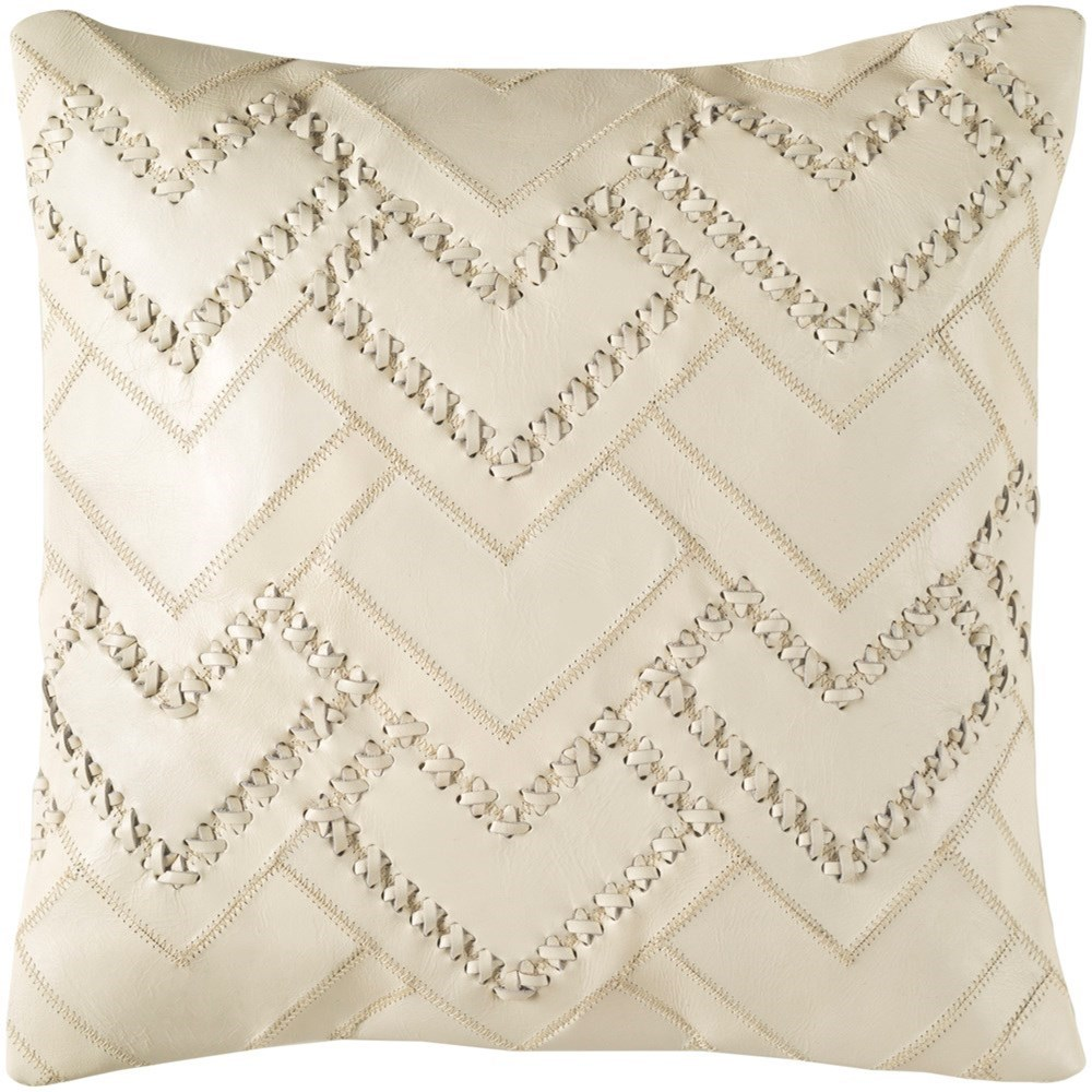Bedford 18 x 18 x 4 Polyester Throw Pillow by Surya at Rooms for Less