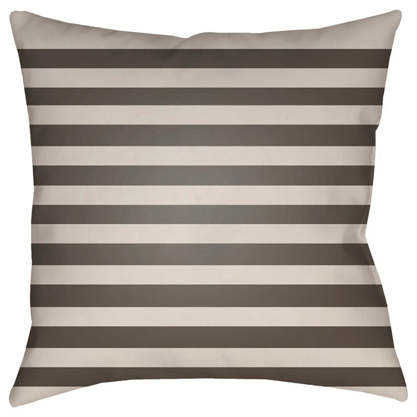 Boo 20 x 20 x 4 Polyester Throw Pillow by Ruby-Gordon Accents at Ruby Gordon Home
