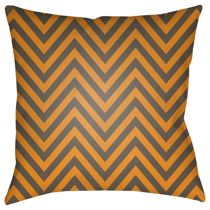 Boo 20 x 20 x 4 Polyester Throw Pillow by Surya at Hudson's Furniture