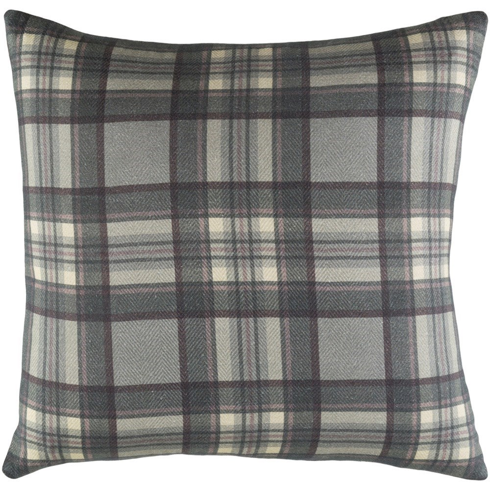 Brigadoon 22 x 22 x 5 Polyester Pillow Kit by Surya at SuperStore