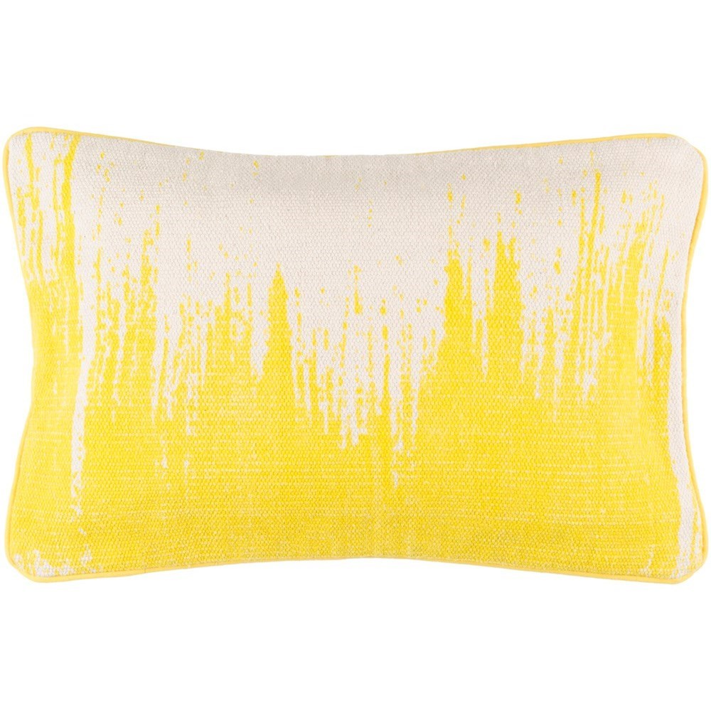 Bristle 22 x 14 x 4 Polyester Lumbar Pillow by Surya at Miller Home
